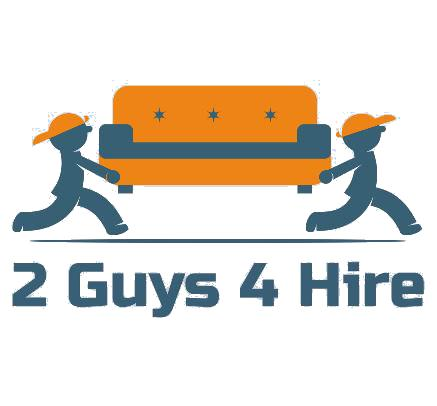 2 Guys 4 Hire Professional Moving Labor