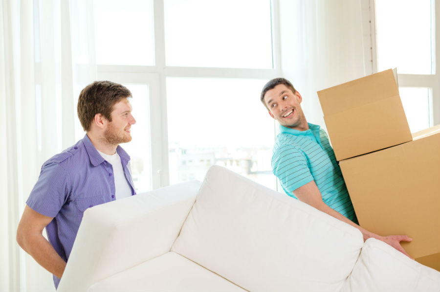 Your difinitive guide to packing things that are heavy for your move