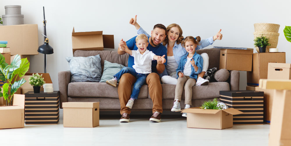 tips for moving with small children