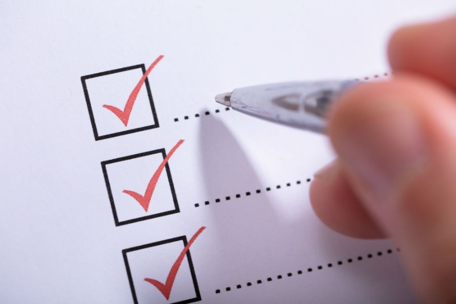 after a move these are a list of essential things to do
