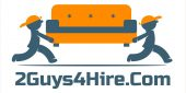 2 Guys 4 Hire Movers in Colorado